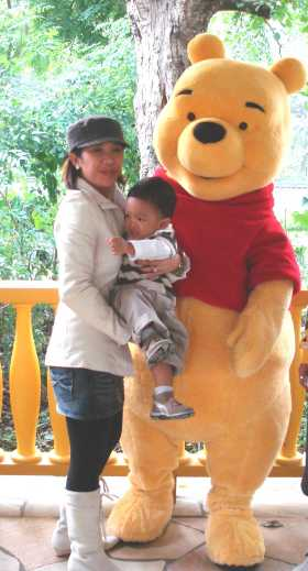 oz and pooh
