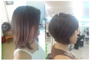 hair cut 4/7